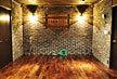 クリフローリング画像 品番:AK-01 広葉樹木材の銘木 1820mmx巾120mmx厚15mm エイジング ウレタン塗装 アンティーク