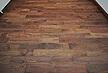 ブラック ウォールナットフローリング施工画像 品番:BW-32 節無 羽目板 床暖房 広葉樹木材の銘木 130mm巾
