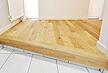 北海道産ナラ突板集成材框(カマチ)の施工例画像