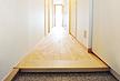 バーチ(カバ)突板集成材玄関框(カマチ)の施工例画像