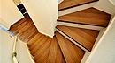階段材 階段部材 画像 経年変色 節なし 心材は積層集成材 0.6mm厚