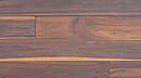 広葉樹木材 ウォールナット クルミ 無垢フローリング 施工画像 自然ワックス塗装 ヴィンテージ調