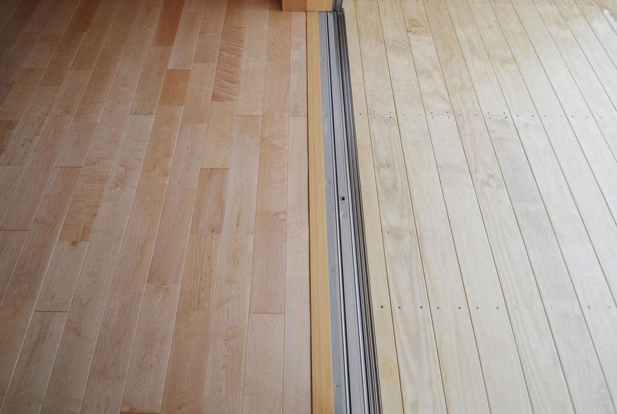 シルキーメイプル 無垢フローリング 施工例(SM-14)