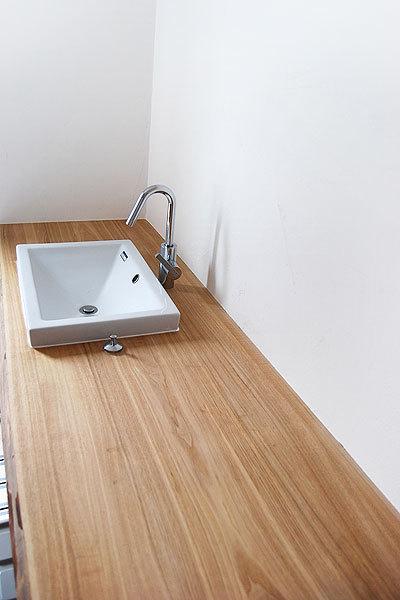 タモカウンター(洗面台)